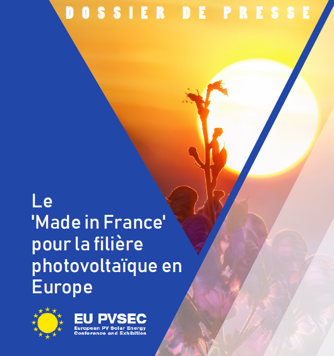 Le photovoltaïque 'Made in France'