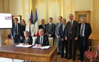 High-level Agreement between INSTN and the UK's NSAN on Nuclear Education and Training